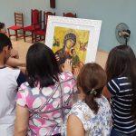 Peregrinação do ícone de Nossa Senhora do Perpétuo Socorro à Aral Moreira