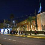 2º ponto de ônibus container de Campo Grande é inaugurado em frente ao Santuário