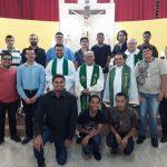 Jovens, em acompanhamento vocacional, conhecem casas de formação em Curitiba
