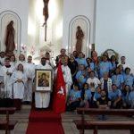 Rio Brilhante recebe peregrinação do Ícone