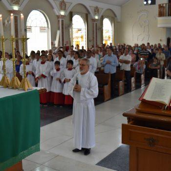 Villarino é admitido às Ordens Sacras