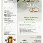 Inscrições abertas para o Casamento Comunitário