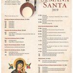 Semana Santa: Participe das celebrações no Santuário