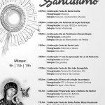 Santuário celebra nesta quinta-feira Novena do Santíssimo