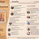 2ª Festa da Padroeira de MS será realizada de 21 a 30 de junho