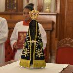Santuário realiza entronização solene da réplica da imagem original de Nossa Senhora Aparecida