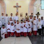 Santuário e AFIM agradecem doações nas Missas do Quilo
