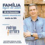 Músico Rodrigo Ferreira participará de celebração especial no Santuário nesta sexta-feira