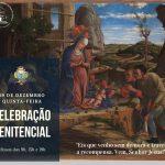 Santuário celebrará Liturgia Penitencial nas Missas do Santíssimo (19 de dezembro)