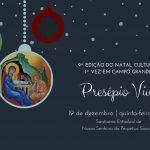 Missa do Santíssimo terá apresentação de Presépio Vivo