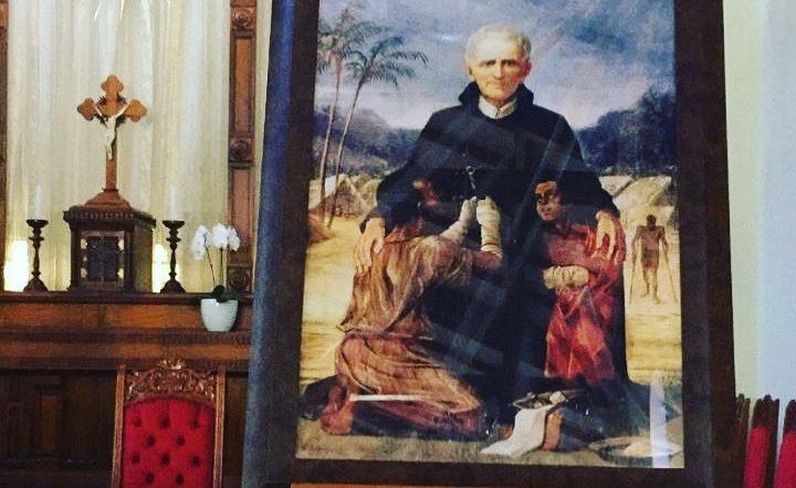 Missa desta terça-feira será em honra ao Beato Pedro Donders