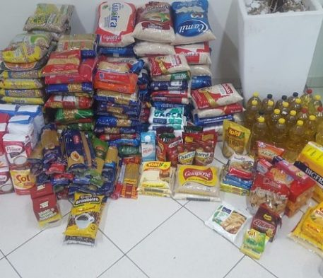 Santuário e AFIM agradecem doações do Domingo do Quilo e Cerco de Jericó