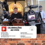 Santuário realiza celebrações AO VIVO – Acompanhe!
