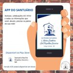 Novo App do Santuário