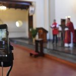 Missa Domingo de Páscoa AO VIVO