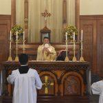 Santuário retoma celebrações presenciais neste sábado