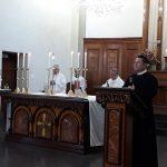 Hoje foi celebrada a Missa pelo fim da Pandemia
