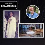 25 anos de sacerdócio – Pe. John Gallagher