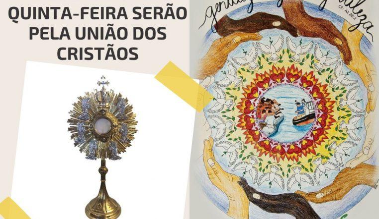 """""""Gentileza gera gentileza"""" – Missas desta quinta-feira serão pela União dos Cristãos"""