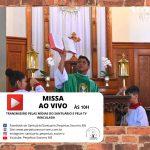 Missa de Domingo – AO VIVO