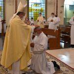 Primeiro diácono permanente do Santuário é ordenado