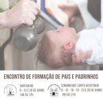 Encontros de formação de pais e padrinhos