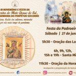 Dia da Padroeira de Mato Grosso do Sul – 27 de junho