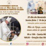 Nesta sexta-feira será o 2º Dia do Novenário da Padroeira de Mato Grosso do Sul