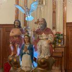 Neste domingo será celebrada a Santíssima Trindade