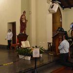 1° dia do Tríduo de Santo Afonso