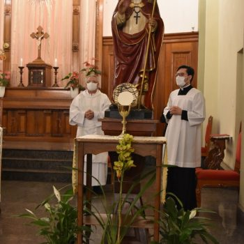2° dia do Tríduo de Santo Afonso Maria