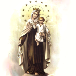 Santuário celebra Dia de Nossa Senhora do Carmo nessa quinta-feira