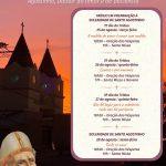 Comunidade Santo Agostinho realiza 38ª Festa em honra ao Padroeiro