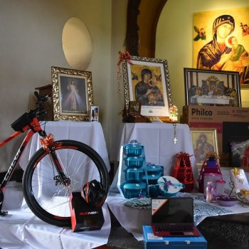 Rifa Solidária do Santuário foi lançada neste domingo