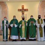 Celebração da criação da Área Pastoral Santo Agostinho