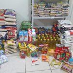 Santuário agradece devotos por doações no Domingo do Quilo