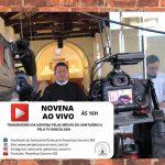 Novena AO VIVO pelas redes sociais e TV Imaculada