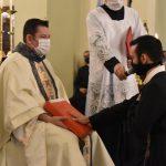 Frater José Aparecido renova seus votos religiosos