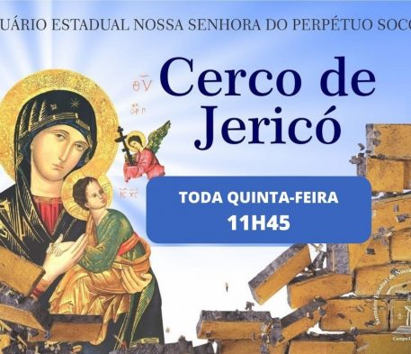 3º Dia do Cerco de Jericó será nesta quinta-feira