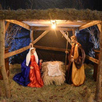 Tempo do Advento e decoração Natalina