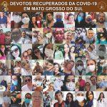 Santuário celebra missas em ação de graças por curados da COVID e profissionais da saúde