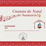 Cantata de Natal será neste domingo