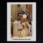 13 anos de ordenação sacerdotal do Pe. Rodrigo Augusto