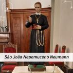 Dia de São João Nepomuceno Neumann