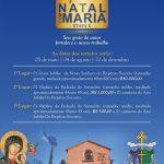 """Santuário lança campanha """"Preparando Natal com Maria"""" na quarta-feira"""