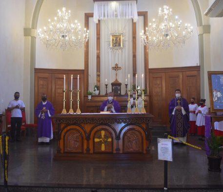 Missa de abertura da Campanha da Fraternidade Ecumênica 2021