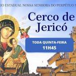 Segundo Cerco de Jericó do ciclo é realizado nesta quinta-feira, 11.