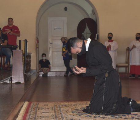 Fr. José Aparecido será ordenado diácono