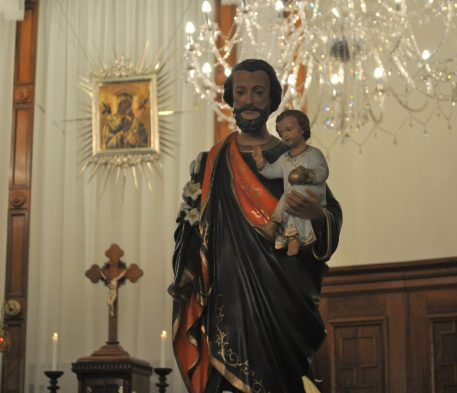 Missa em celebração a São José nesta quarta-feira, às 21h