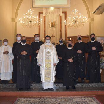Celebração da Profissão Religiosa Frater José Aparecido Devecchi Gonçalves, C.Ss.R